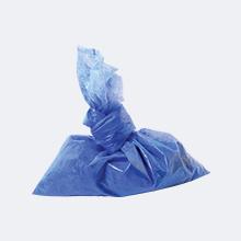 Residuo de perro en bolsa (atado)