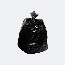 Basura en bolsas